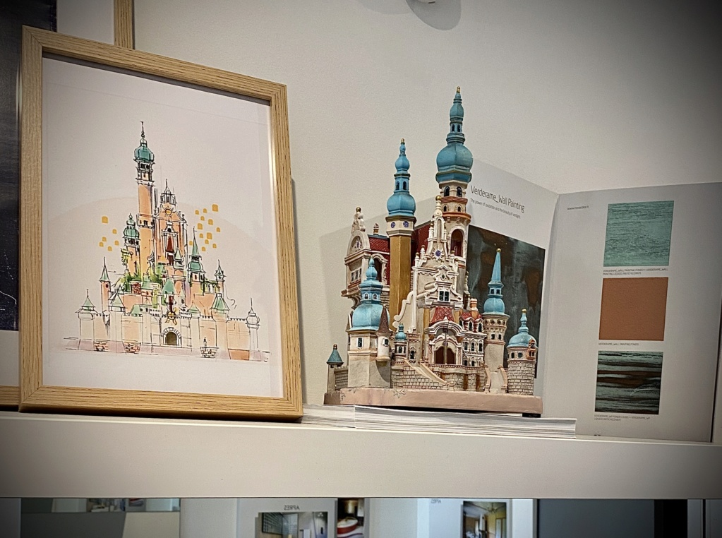 The Disney Castle Collection - Page 41 508c1710