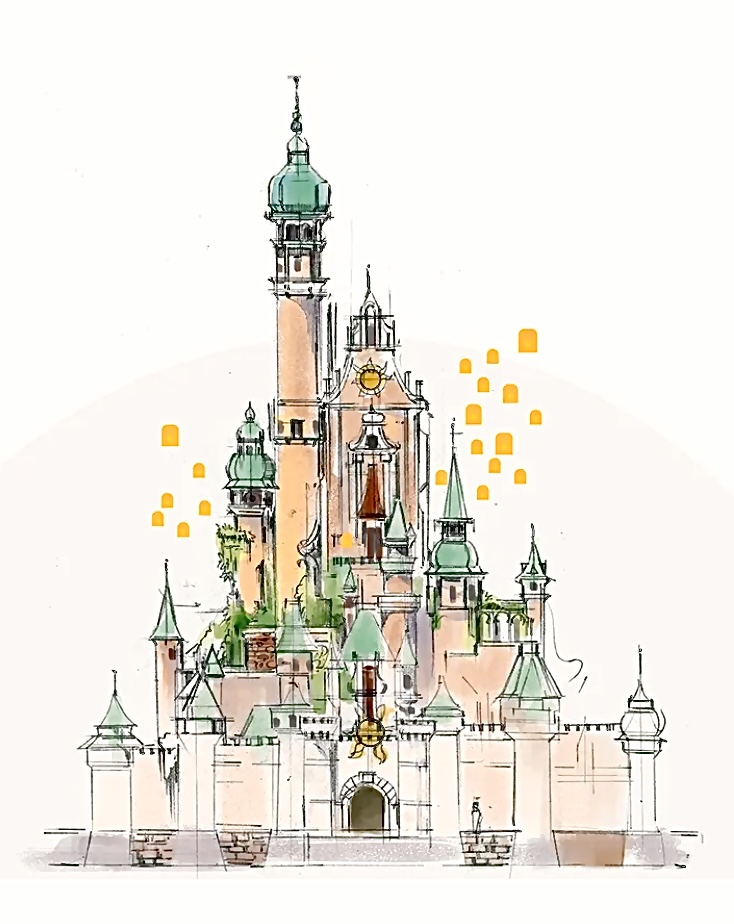 The Disney Castle Collection - Page 34 6e867610