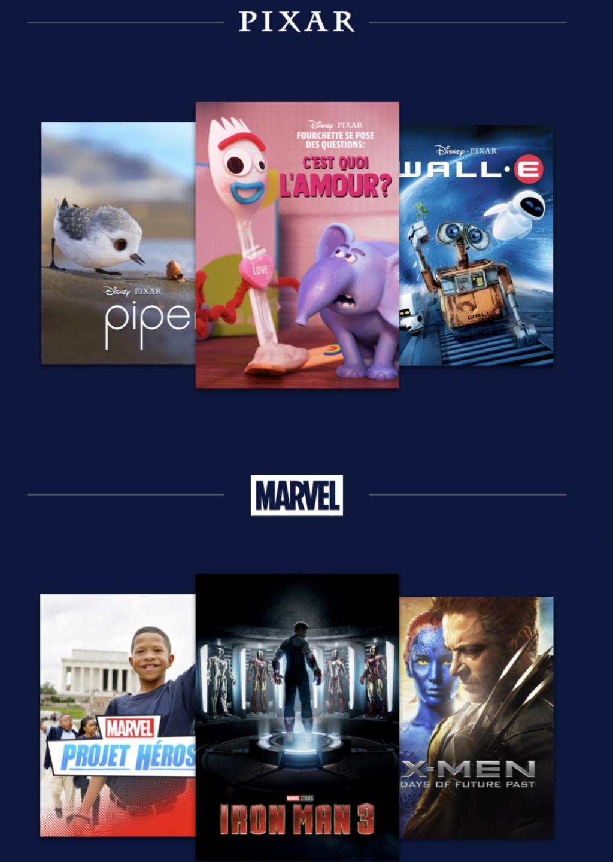 Disney+ : le 24 mars en France pour 6,99€/mois ou 69,99€/an - Page 26 D027aa10