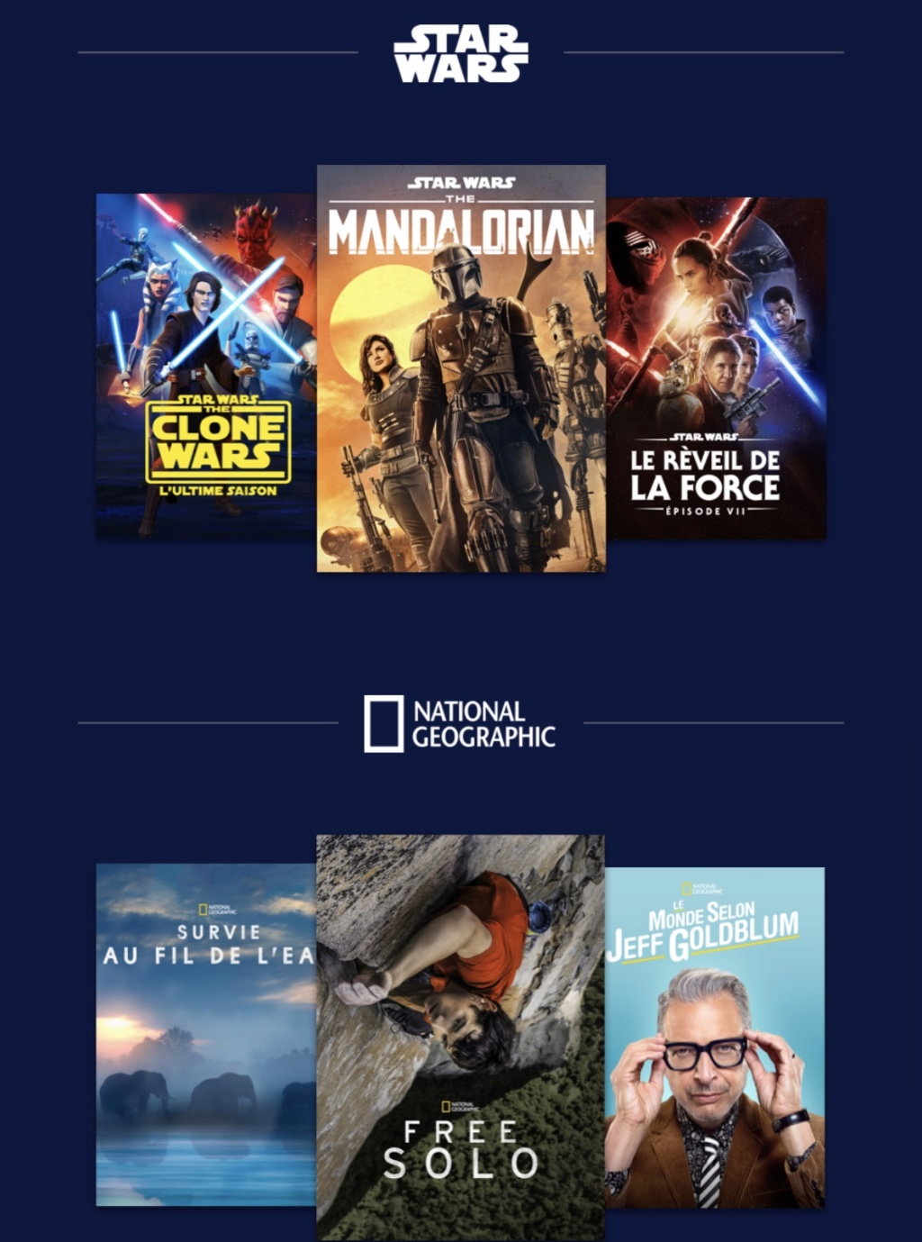 Disney+ : le 24 mars en France pour 6,99€/mois ou 69,99€/an - Page 26 D3b4bf10