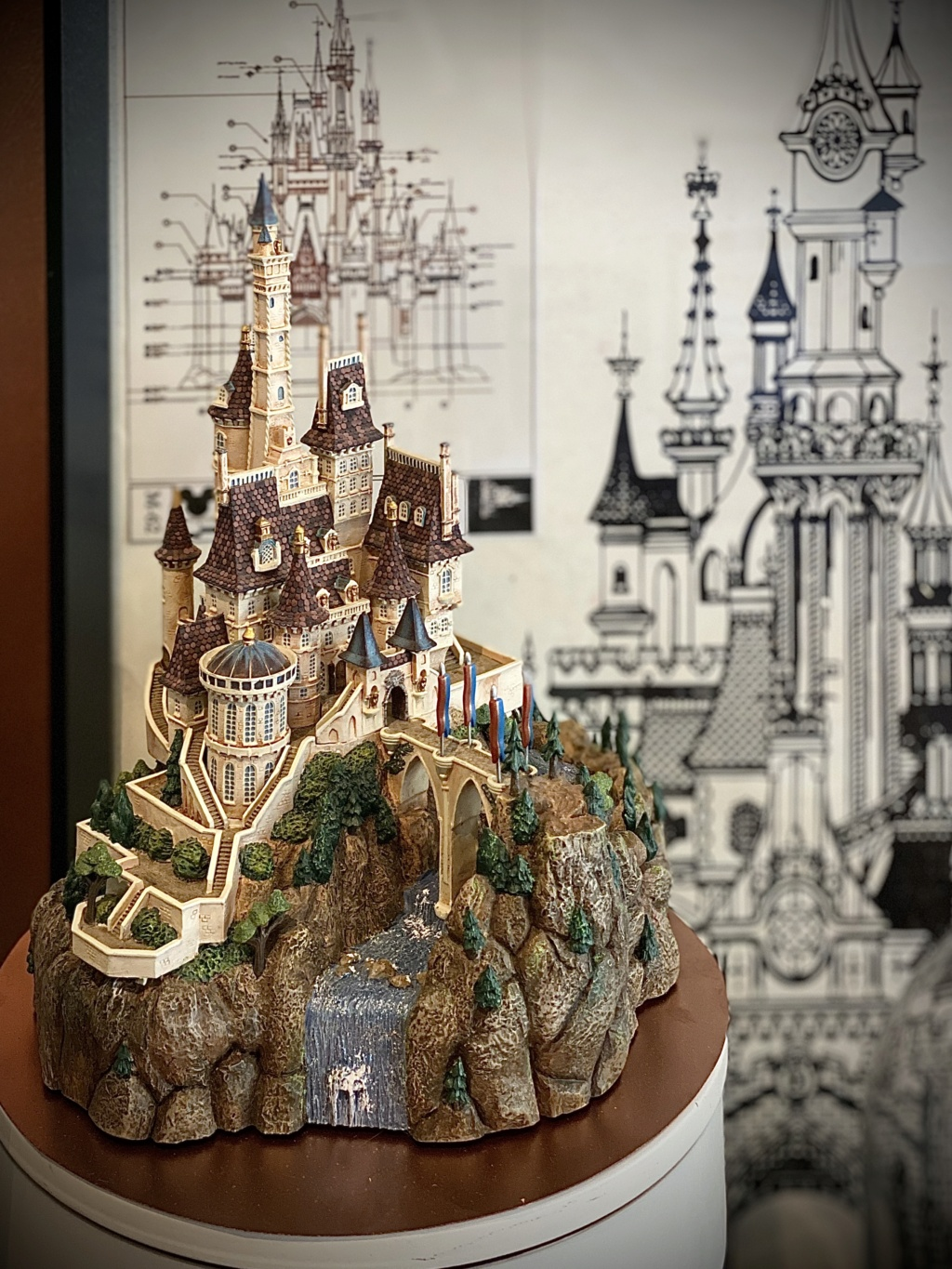 The Disney Castle Collection - Page 41 Fde27810