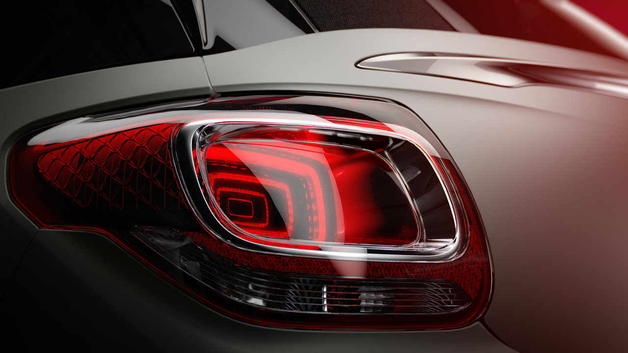 2013 - [FASHION WEEK DE MILAN] DS3 Cabrio L'UOMO Vogue Citroe13