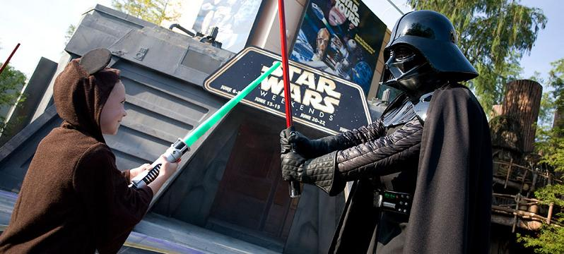 Star Wars à DisneyLand Paris 0110