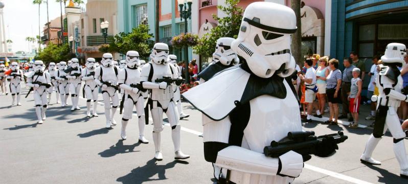 Star Wars à DisneyLand Paris 0910