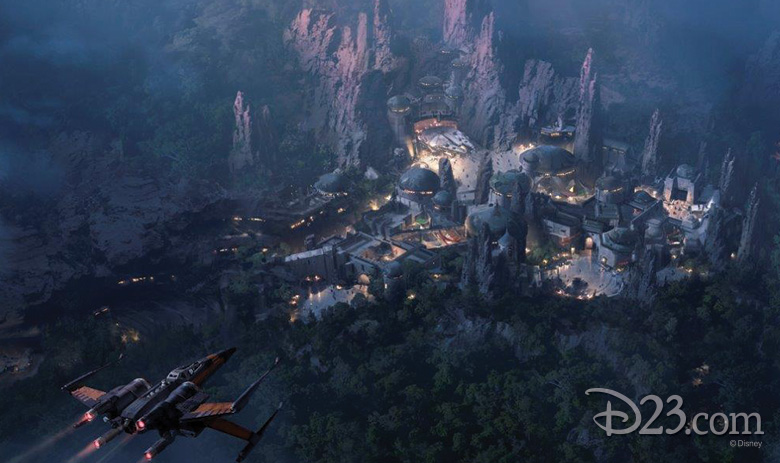 Les news Disney Star Wars: Galaxy's Edge aux Etats Unis (US) - Page 3 780x4610