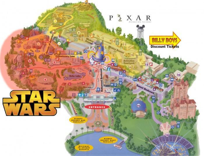 Les news Disney Star Wars: Galaxy's Edge aux Etats Unis (US) Carte_10