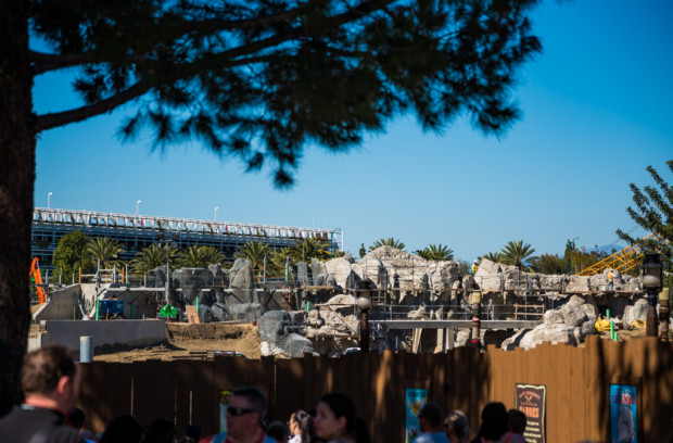 Les news Disney Star Wars: Galaxy's Edge aux Etats Unis (US) - Page 3 Constr12