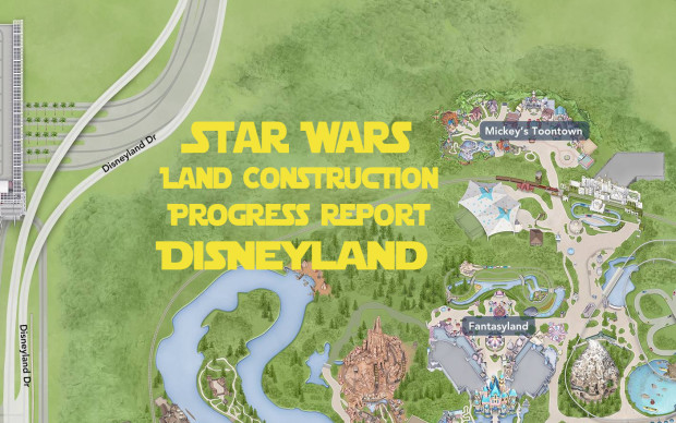Les news Disney Star Wars: Galaxy's Edge aux Etats Unis (US) - Page 3 Constr16