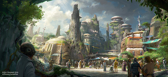Les news Disney Star Wars: Galaxy's Edge aux Etats Unis (US) D23_0210