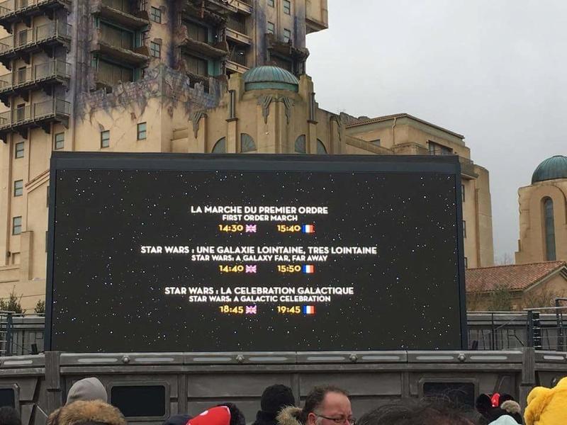 DisneyLand Paris - Star Wars Season Of the force Fb_img10