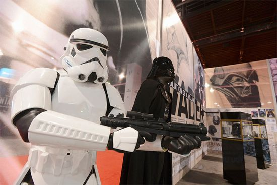 Disney D23 Expo 2013 - Stars Wars Lucasf11