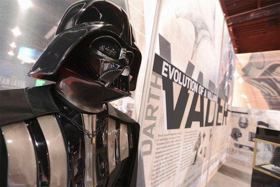 Disney D23 Expo 2013 - Stars Wars Lucasf12