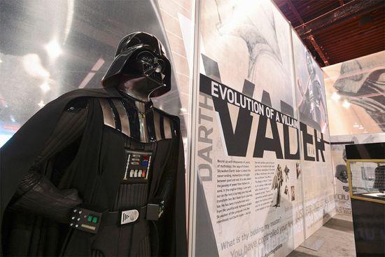 Disney D23 Expo 2013 - Stars Wars Lucasf13