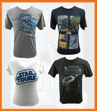 DISNEY - STAR TOURS 2 / II - The Adventures Continue - Page 4 Merch010