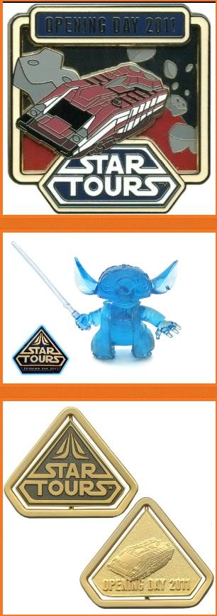 DISNEY - STAR TOURS 2 / II - The Adventures Continue - Page 4 Merch011