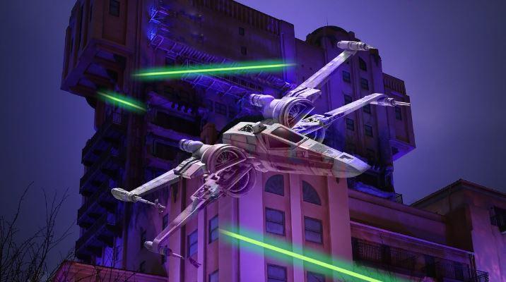 DisneyLand Paris - Star Wars Season Of the force Season11