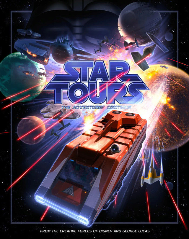 DISNEY - STAR TOURS 2 / II - The Adventures Continue - Page 5 Star-t19