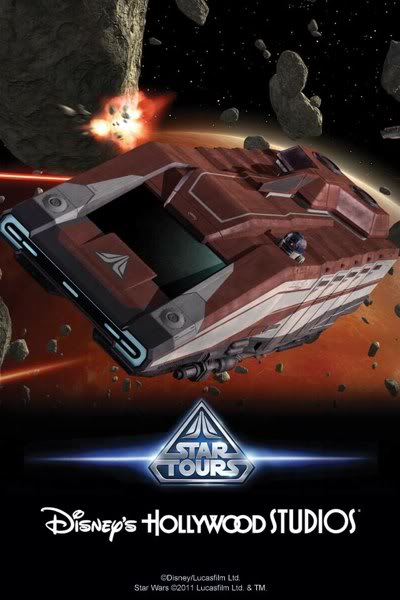 DISNEY - STAR TOURS 2 / II - The Adventures Continue - Page 4 Wp_rid10