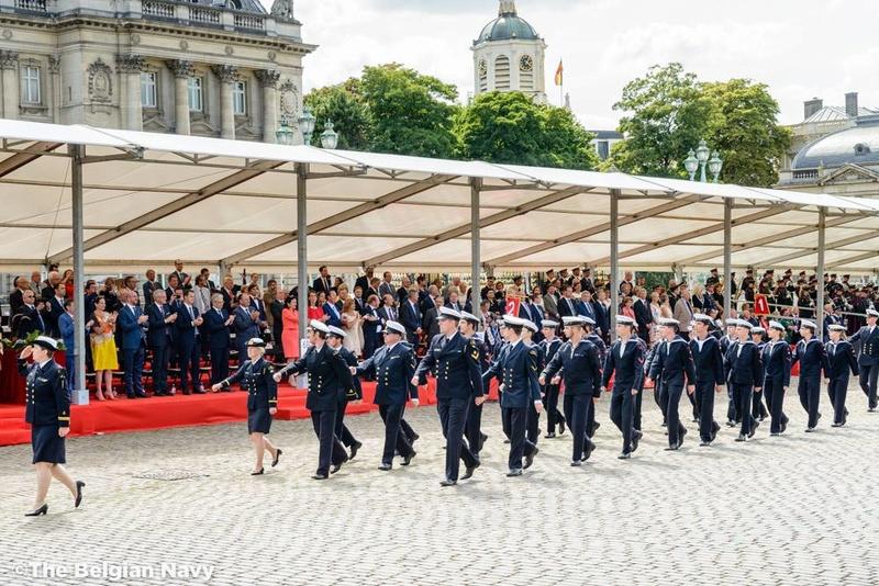 Défilé militaire du 21 juillet 2017 20157910