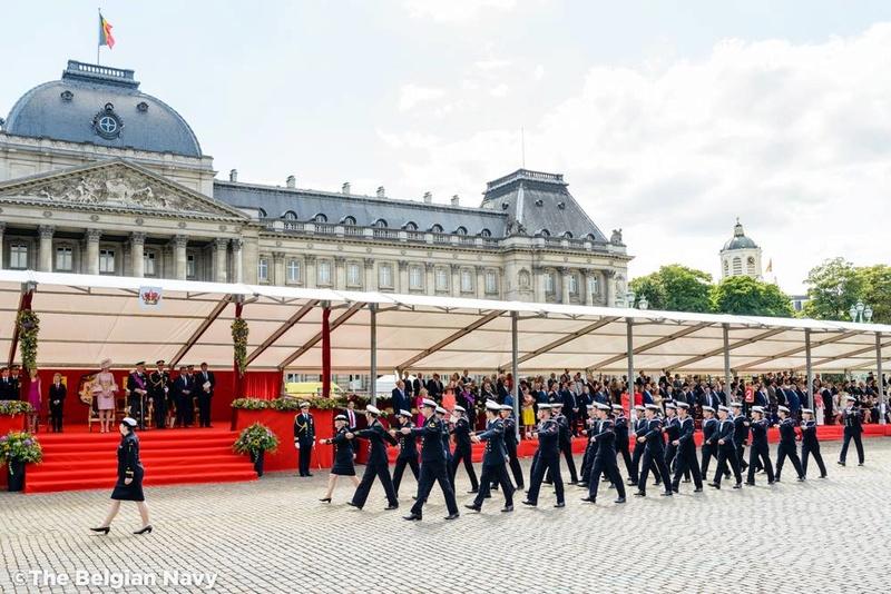 Défilé militaire du 21 juillet 2017 20157911