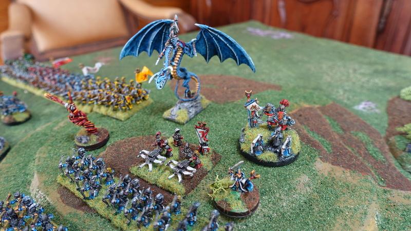 Armée Elfique Dsc01512