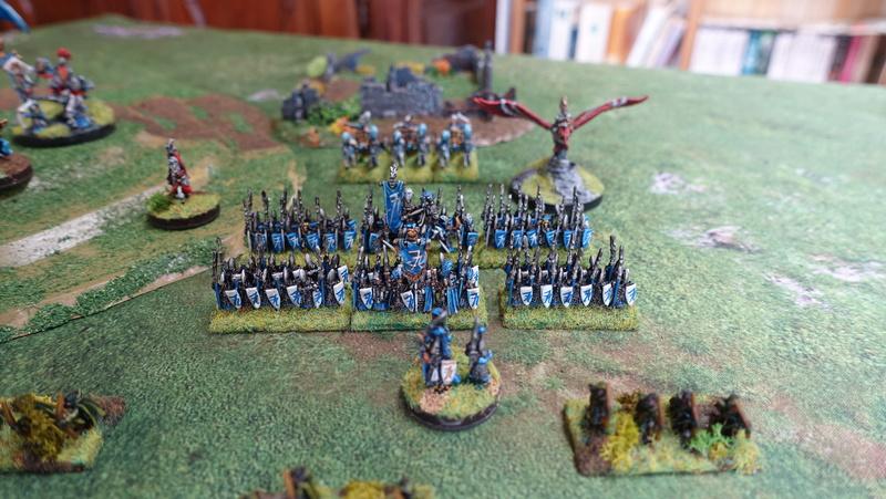Armée Elfique Dsc01513