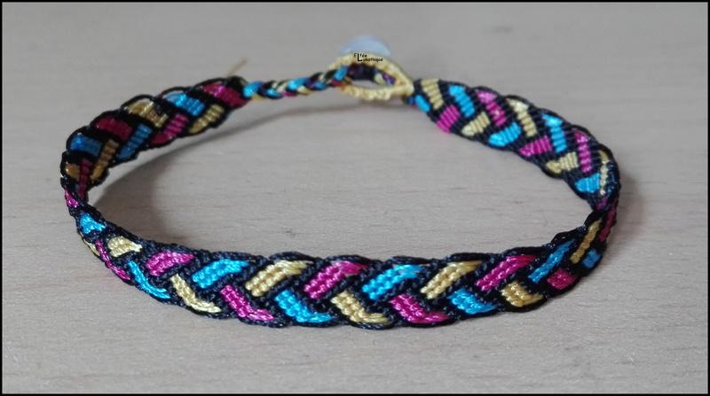 Elfée des bracelets Bb_13011