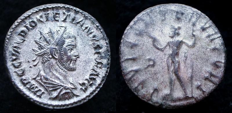 Le IIIème siècle d'aureus78 - Page 4 Diocla10