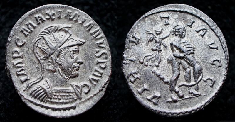 Le IIIème siècle d'aureus78 - Page 3 Maximi11