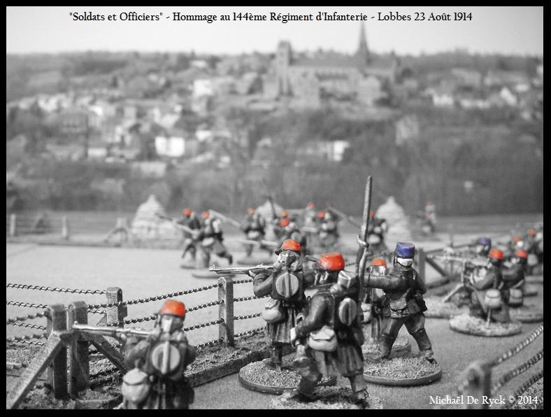 La bataille de Collarmont Lobbes10