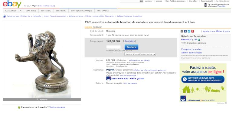"Mascotte ""Lion Marx"" Ebay_110"