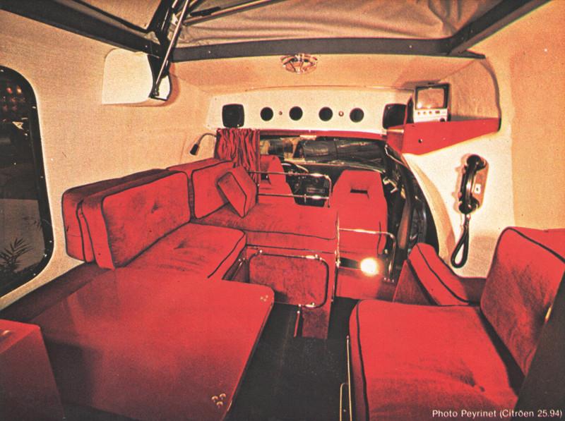 """Citroën CX """"Penthouse"""" 1980 0210"""