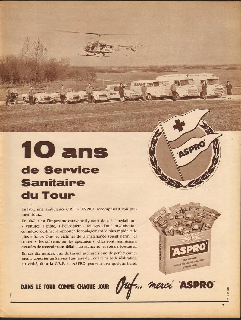 Citroën et ASPRO à partir de 1957 1961-010
