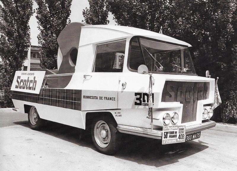 2015 > NOUVEAU > Hachette Collections + AUTO PLUS > La fabuleuse histoire des véhicules publicitaires - Page 7 196310
