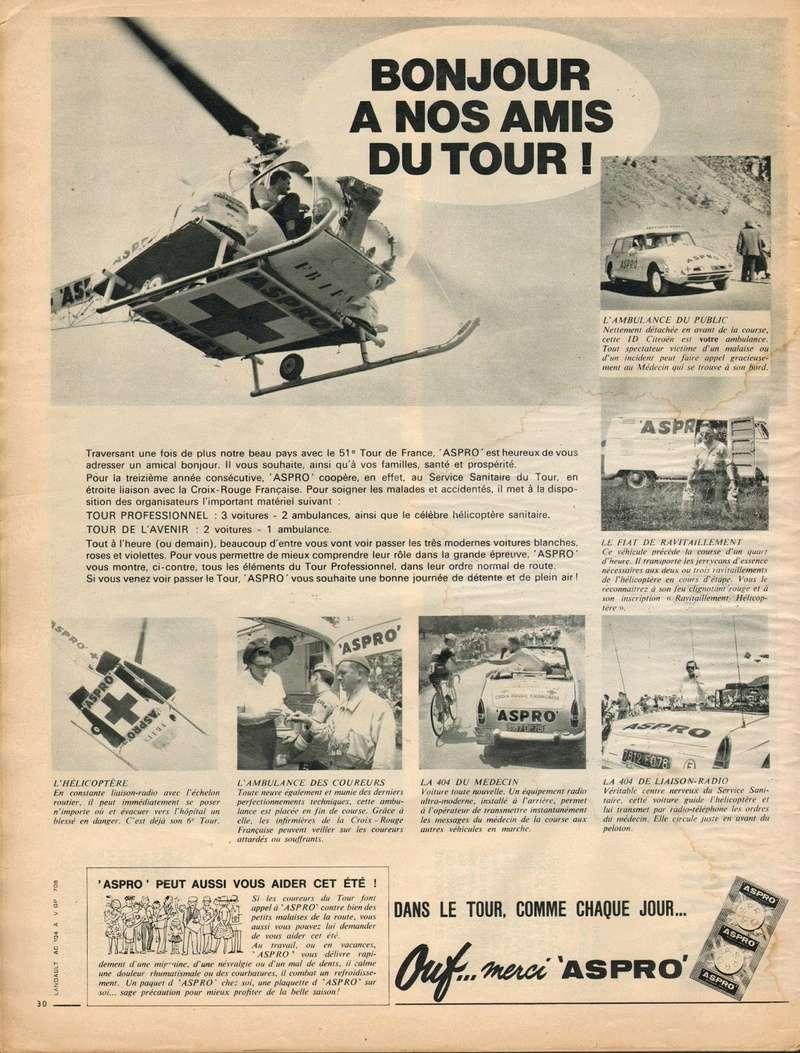 Citroën et ASPRO à partir de 1957 1964_m10