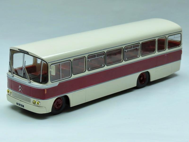"""2014 - Hachette Collections > """"Autobus & Autocars du Monde au 1/43 !"""" 1965_c10"""