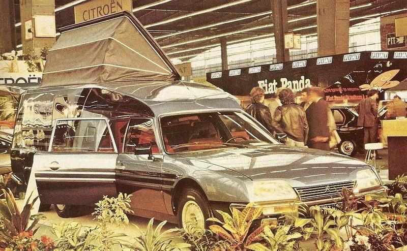 """Citroën CX """"Penthouse"""" 1980 Big-3710"""