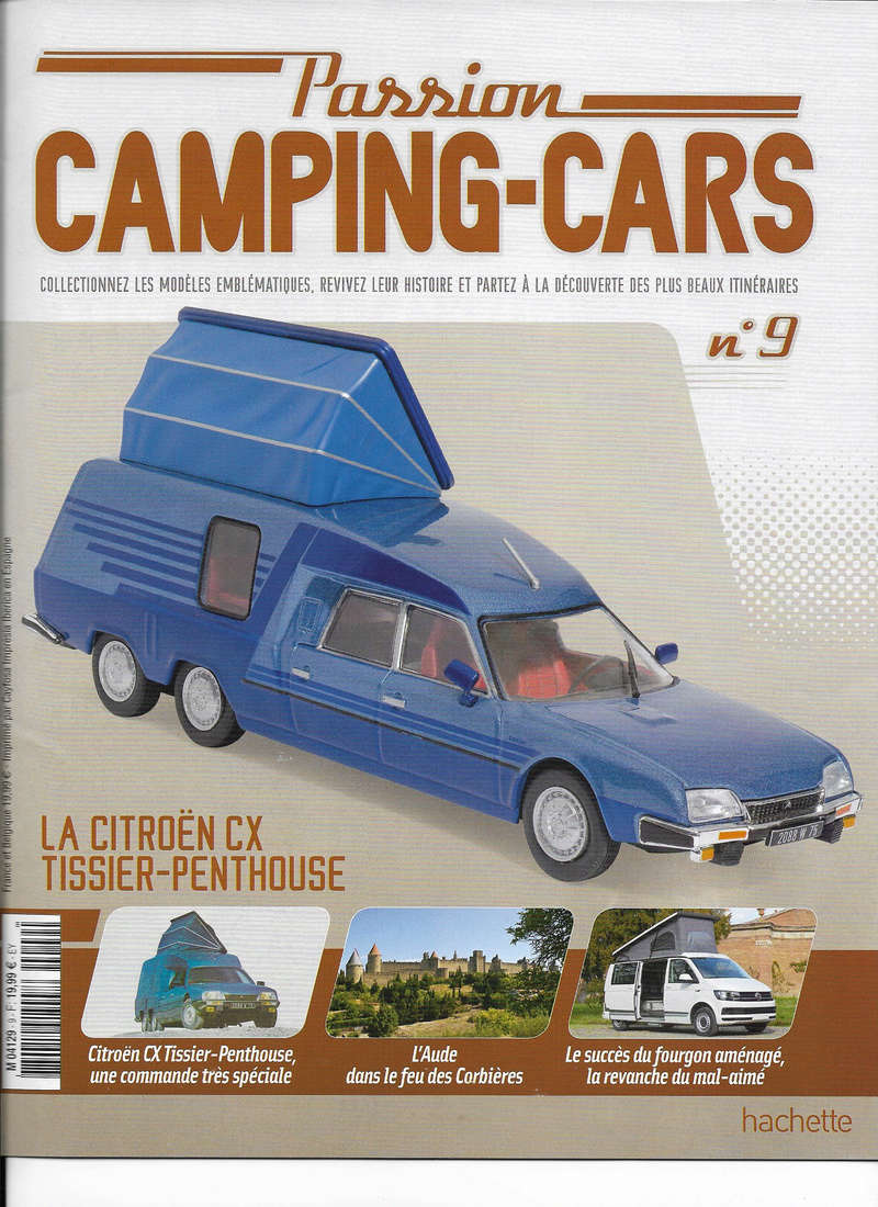 """2017 - Hachette Collections > """"Passion CAMPING-CARS"""" Cc_pen10"""