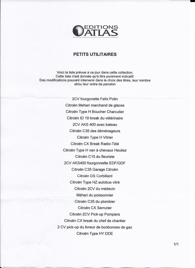 """2015 - Editions ATLAS > """"Les petits utilitaires des artisans et commerçants"""" - Page 2 Collec11"""