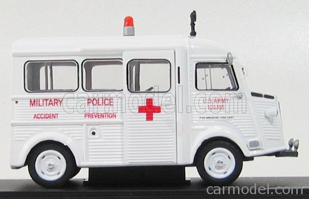 """Citroën miniatures > """"Ambulances, transports de blessés et assistance d'urgence aux victimes"""" Eligor12"""