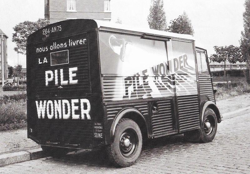 2015 > NOUVEAU > Hachette Collections + AUTO PLUS > La fabuleuse histoire des véhicules publicitaires - Page 7 H_wond11
