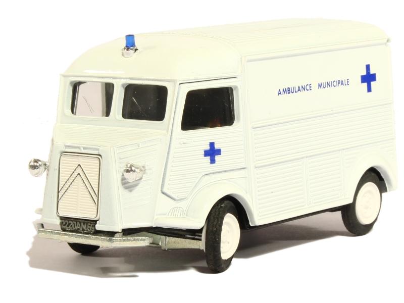 """Citroën miniatures > """"Ambulances, transports de blessés et assistance d'urgence aux victimes"""" Hy_amb10"""
