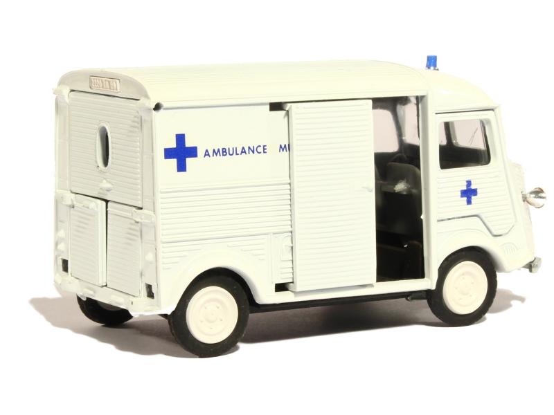 """Citroën miniatures > """"Ambulances, transports de blessés et assistance d'urgence aux victimes"""" Hy_amb11"""