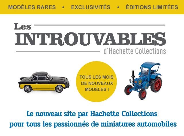"""La Boutique """"Les INTROUVABLES"""" d'Hachette Img00110"""