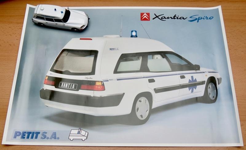"""Citroën miniatures > """"Ambulances, transports de blessés et assistance d'urgence aux victimes"""" Img_2740"""