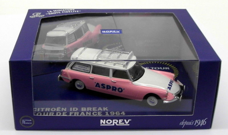 2015 > NOUVEAU > Hachette Collections + AUTO PLUS > La fabuleuse histoire des véhicules publicitaires - Page 7 Norev_10