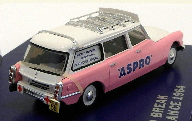 Citroën et ASPRO à partir de 1957 S-l16021