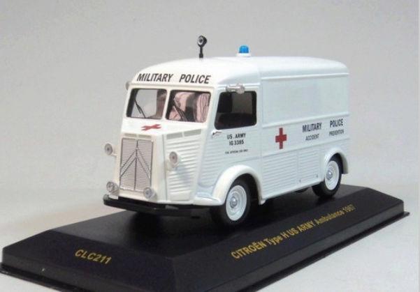 """Citroën miniatures > """"Ambulances, transports de blessés et assistance d'urgence aux victimes"""" Xo_clc11"""