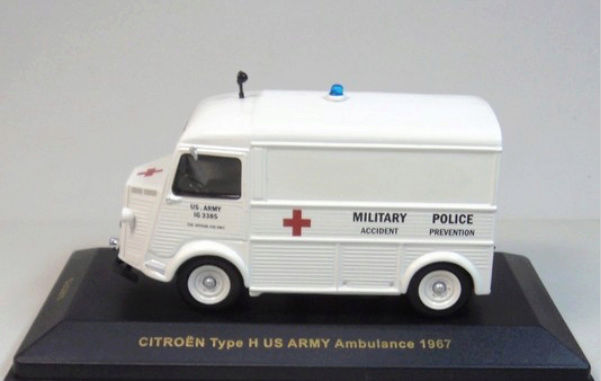 """Citroën miniatures > """"Ambulances, transports de blessés et assistance d'urgence aux victimes"""" Xo_clc12"""