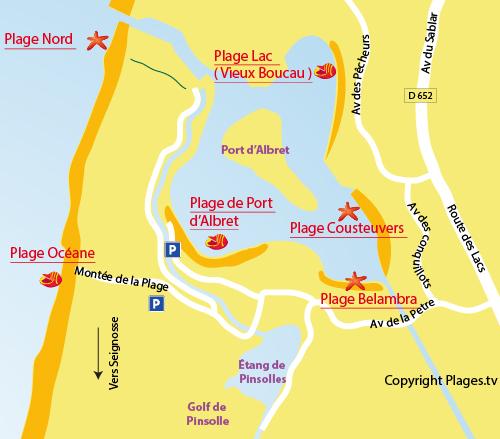 Nos vacances en région Nouvelle aquitaine 2017 Carte-10